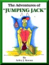 The Adventures of Jumping Jack children book cover