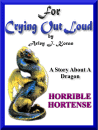 For Crying Out Loud children book cover